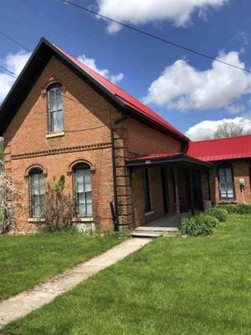 105 Church St. Street, Spillville, IA 52168 (MLS #20192584) :: Amy Wienands Real Estate