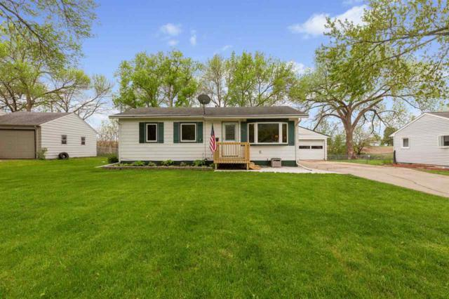 111 Pleasant Drive, Hudson, IA 50643 (MLS #20192619) :: Amy Wienands Real Estate