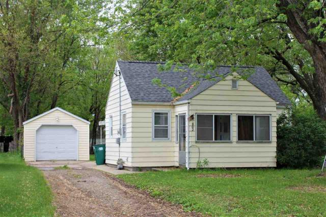 802 Evans Road, Evansdale, IA 50707 (MLS #20192711) :: Amy Wienands Real Estate