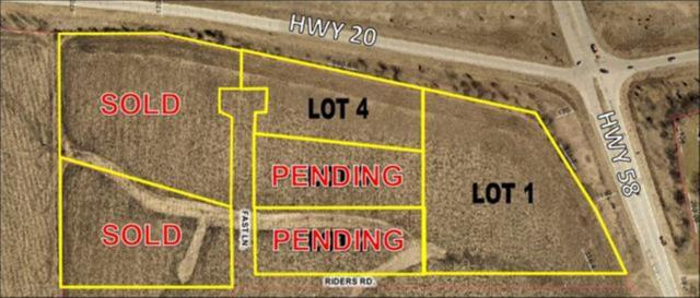 Lot 4 Deutsch Addition, Hudson, IA 50643 (MLS #20192820) :: Amy Wienands Real Estate