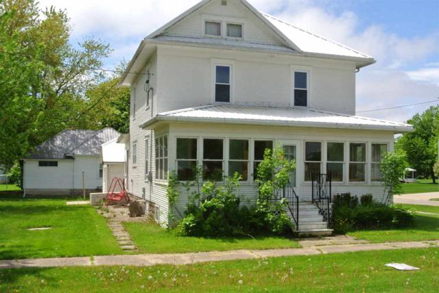 108 W Spring Street, Stacyville, IA 50476 (MLS #20192882) :: Amy Wienands Real Estate