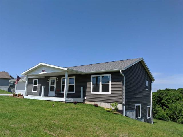314 Highpointe Loop, McGregor, IA 52157 (MLS #20192916) :: Amy Wienands Real Estate