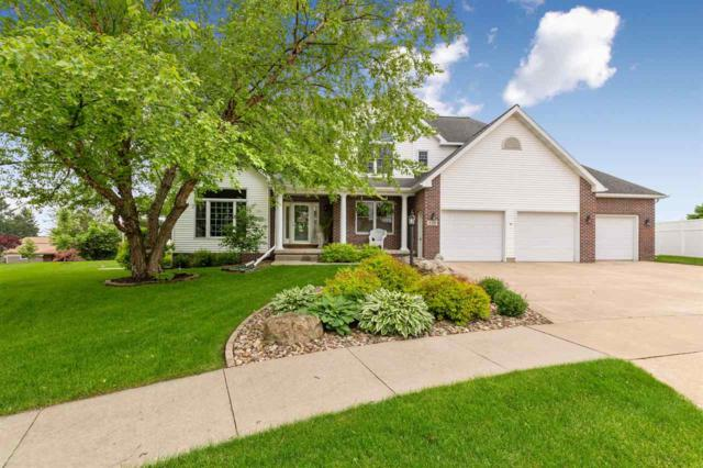 110 Westridge Court, Laporte City, IA 50651 (MLS #20192926) :: Amy Wienands Real Estate