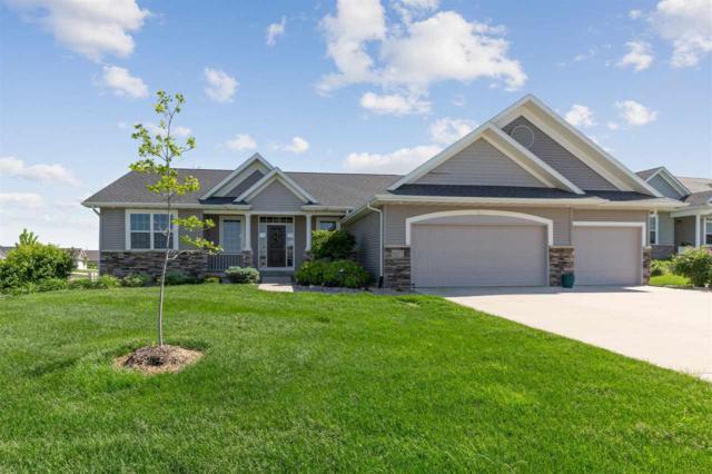 4207 Sonoma Drive, Cedar Falls, IA 50613 (MLS #20192927) :: Amy Wienands Real Estate