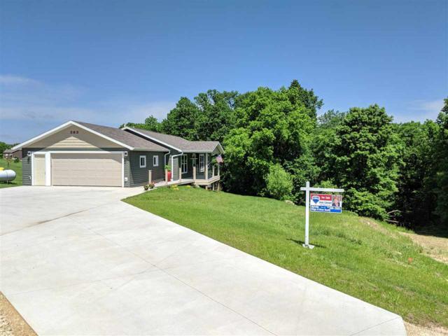 363 Highpointe Loop, McGregor, IA 52157 (MLS #20192933) :: Amy Wienands Real Estate
