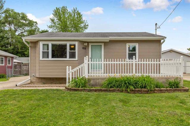1818 Huntington Road, Waterloo, IA 50701 (MLS #20193171) :: Amy Wienands Real Estate
