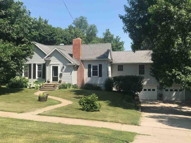 306 Vista Street, Traer, IA 50675 (MLS #20193548) :: Amy Wienands Real Estate