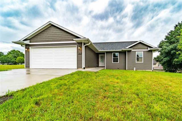 214 W 4th Street, Gladbrook, IA 50635 (MLS #20193752) :: Amy Wienands Real Estate