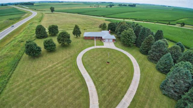 1270 Hwy 63, Traer, IA 50675 (MLS #20193804) :: Amy Wienands Real Estate