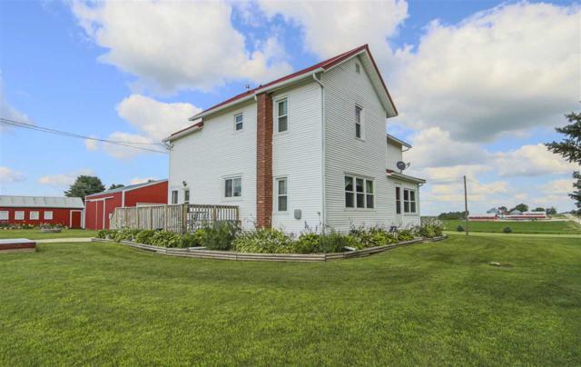 31707 270th Street, Shell Rock, IA 50670 (MLS #20193865) :: Amy Wienands Real Estate