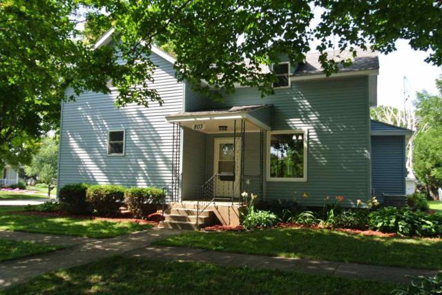 803 Oak Street, Osage, IA 50461 (MLS #20193878) :: Amy Wienands Real Estate