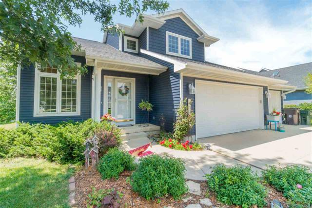4113 Knoll Ridge Drive, Cedar Falls, IA 50613 (MLS #20194077) :: Amy Wienands Real Estate
