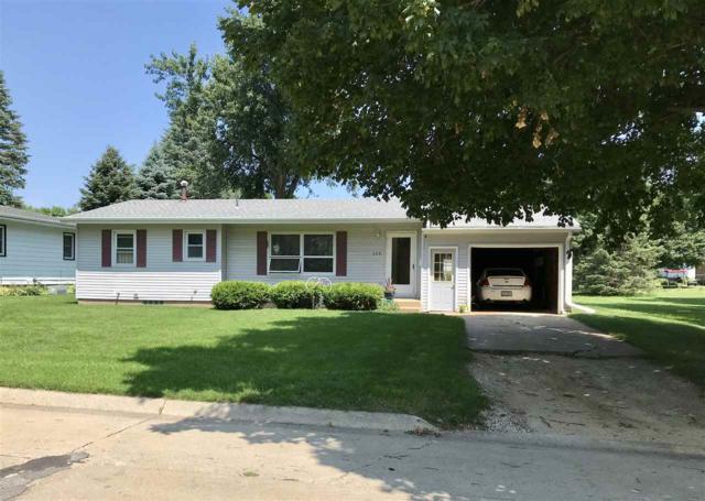 309 W Garfield St, New Hampton, IA 50659 (MLS #20194117) :: Amy Wienands Real Estate