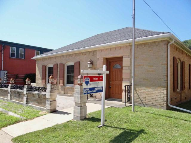 107 NW 1ST ST, Elkader, IA 52043 (MLS #20194160) :: Amy Wienands Real Estate