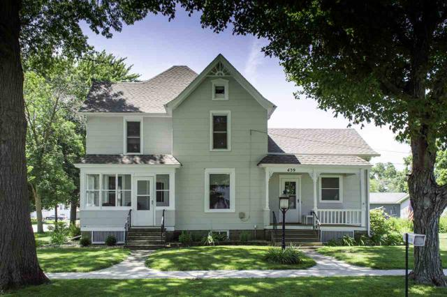 439 2nd Street, Dike, IA 50624 (MLS #20194178) :: Amy Wienands Real Estate