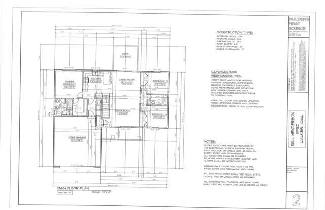 907 Pats Court, Walker, IA 52352 (MLS #20194201) :: Amy Wienands Real Estate
