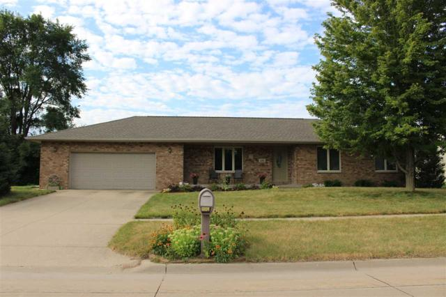 105 Fairview Drive, Manchester, IA 52057 (MLS #20194244) :: Amy Wienands Real Estate