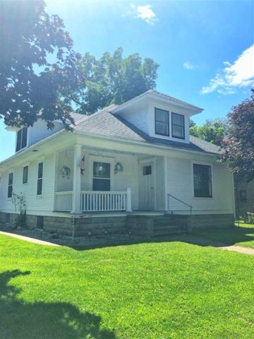 108 Park Street, Spillville, IA 52168 (MLS #20194270) :: Amy Wienands Real Estate