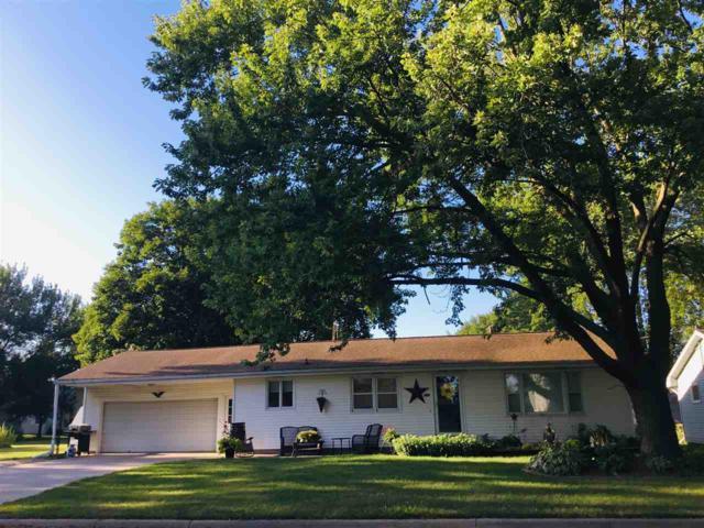 706 Gray, Aplington, IA 50604 (MLS #20194317) :: Amy Wienands Real Estate