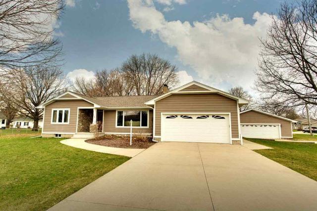 519 7 Street, Dike, IA 50624 (MLS #20194321) :: Amy Wienands Real Estate