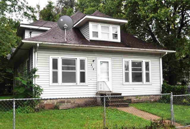 214 Newell Street, Waterloo, IA 50703 (MLS #20194931) :: Amy Wienands Real Estate