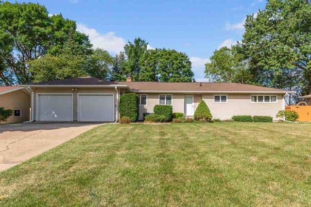 4219 Crestview Drive, Cedar Falls, IA 50613 (MLS #20194934) :: Amy Wienands Real Estate