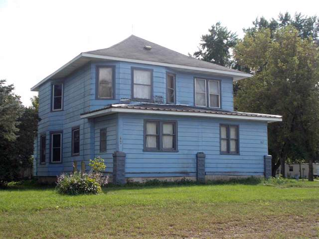 302 W Hayes Street, Hazleton, IA 50641 (MLS #20194955) :: Amy Wienands Real Estate