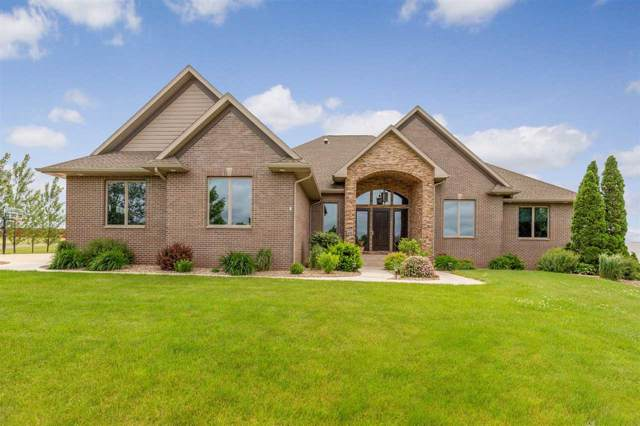 4151 Butterfield Road, Cedar Falls, IA 50613 (MLS #20194974) :: Amy Wienands Real Estate