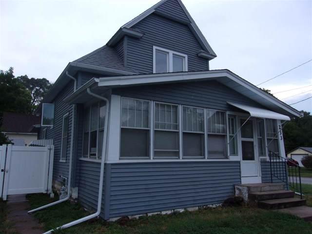 233 Quincy Street, Waterloo, IA 50703 (MLS #20194992) :: Amy Wienands Real Estate