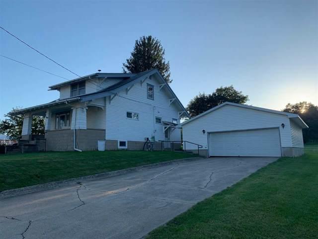 154 N Main Street, Protivin, IA 52163 (MLS #20195002) :: Amy Wienands Real Estate