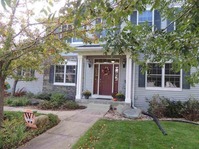 1124 Eagle Ridge Road, Cedar Falls, IA 50613 (MLS #20195004) :: Amy Wienands Real Estate