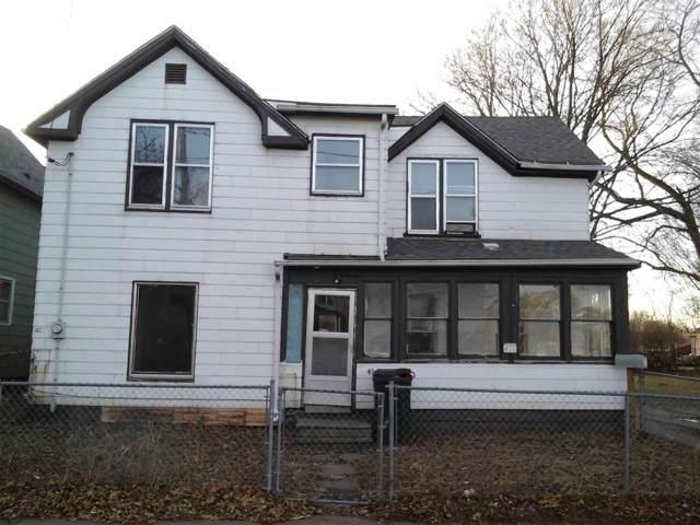411 Logan, Waterloo, IA 50703 (MLS #20195034) :: Amy Wienands Real Estate