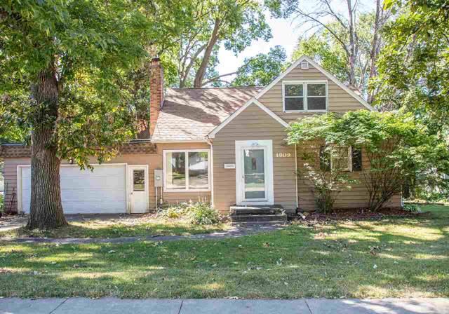 1909 Rainbow Dr, Cedar Falls, IA 50613 (MLS #20195135) :: Amy Wienands Real Estate