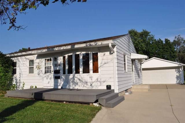 2118 Valley Park Drive, Cedar Falls, IA 50613 (MLS #20195142) :: Amy Wienands Real Estate