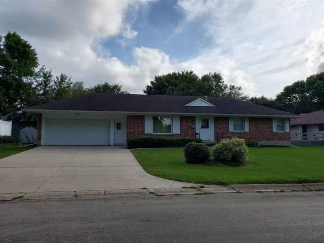 1206 1st St. Se, Oelwein, IA 50662 (MLS #20195147) :: Amy Wienands Real Estate