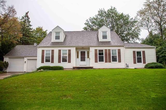 1510 Clark Drive, Cedar Falls, IA 50613 (MLS #20195155) :: Amy Wienands Real Estate