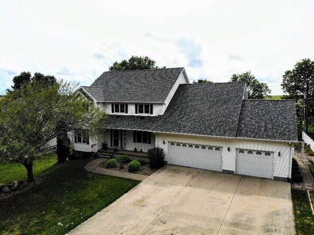4113 Horseshoe Drive, Cedar Falls, IA 50613 (MLS #20195158) :: Amy Wienands Real Estate