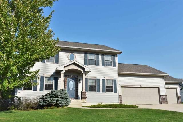 1005 South Ridge Drive, Cedar Falls, IA 50613 (MLS #20195211) :: Amy Wienands Real Estate