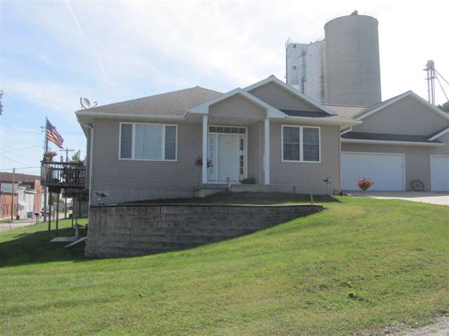 206 Walnut St. Street, Traer, IA 50675 (MLS #20195221) :: Amy Wienands Real Estate