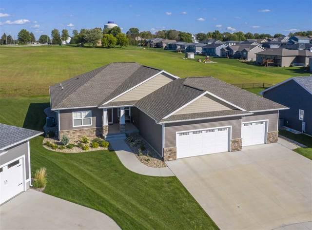 4420 Donald Drive, Cedar Falls, IA 50613 (MLS #20195226) :: Amy Wienands Real Estate