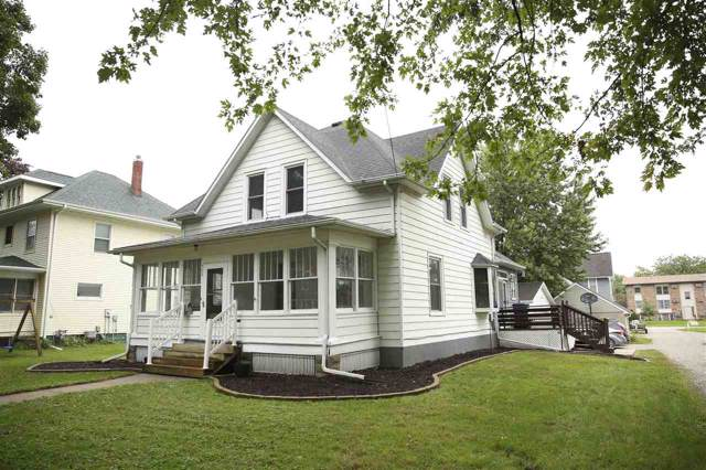 502 Locust Street, Laporte City, IA 50651 (MLS #20195294) :: Amy Wienands Real Estate