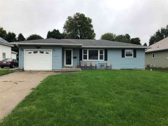 609 6th Street Street, Traer, IA 50675 (MLS #20195394) :: Amy Wienands Real Estate