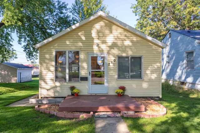 710 Kirkwood Avenue, Waterloo, IA 50701 (MLS #20195492) :: Amy Wienands Real Estate