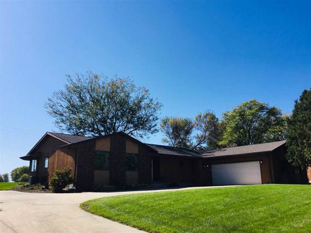 1309 Circle Drive, Aplington, IA 50604 (MLS #20195509) :: Amy Wienands Real Estate
