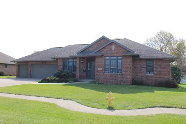 217 Winslow Drive, Manchester, IA 52057 (MLS #20195521) :: Amy Wienands Real Estate