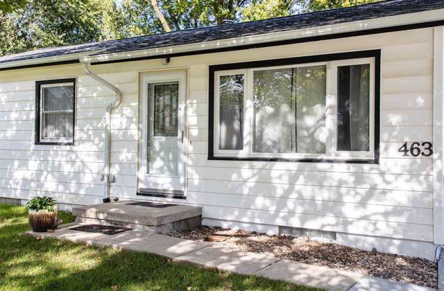 463 2nd St, Hudson, IA 50643 (MLS #20195532) :: Amy Wienands Real Estate