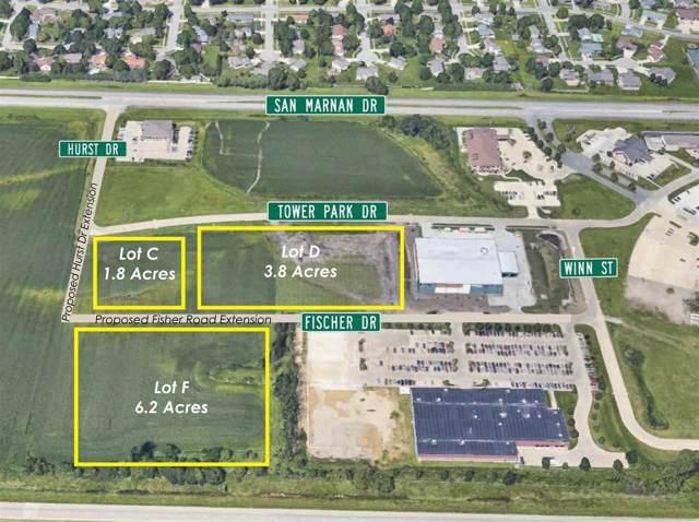 LOT C Hurst Drive, Waterloo, IA 50701 (MLS #20195538) :: Amy Wienands Real Estate
