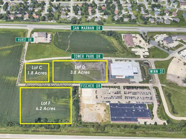 LOT D Tower Park Drive, Waterloo, IA 50701 (MLS #20195539) :: Amy Wienands Real Estate