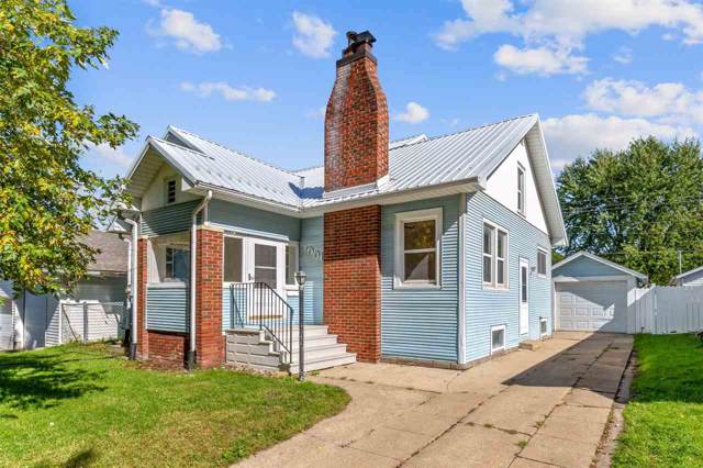 1001 Baltimore Street, Waterloo, IA 50702 (MLS #20195545) :: Amy Wienands Real Estate