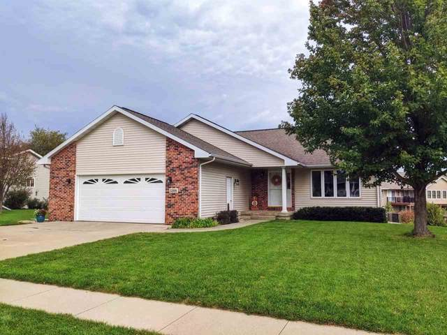 5308 Ironwood Drive, Cedar Falls, IA 50613 (MLS #20195559) :: Amy Wienands Real Estate
